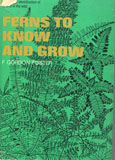 - Ferns To Know And Grow