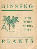 - Ginseng And Other Medicinal Plants